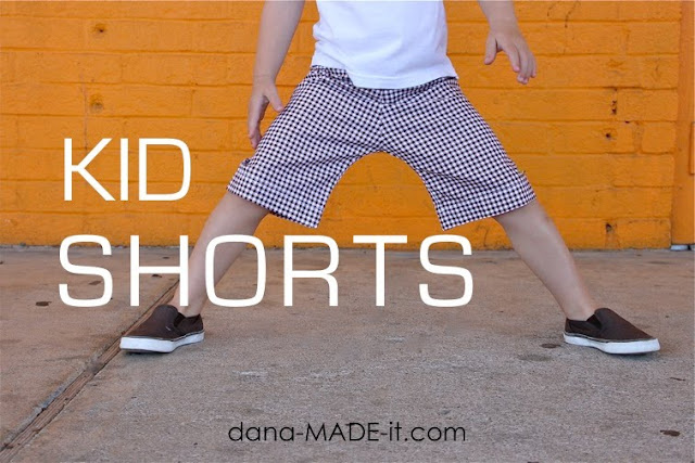 basic shorts pattern