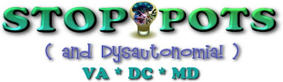 STOP POTS (and Dysautonomia!)