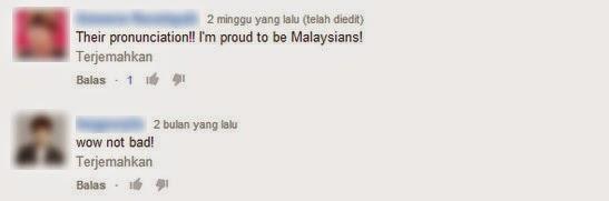 Proud Malaysian
