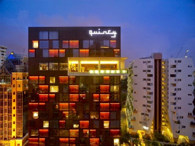 Quincy Hotel Singapore