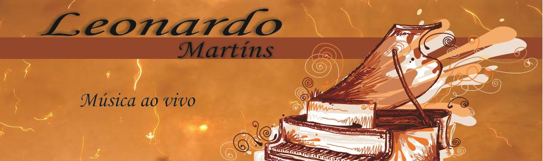 Leonardo Martins - Músico Tecladista -