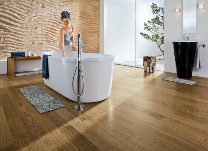 Parquet pavimenti in legno per tutti i gusti idea arredo - Parquet per cucina e bagno ...