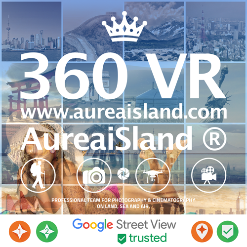 AureaiSland 360 Video and Photography