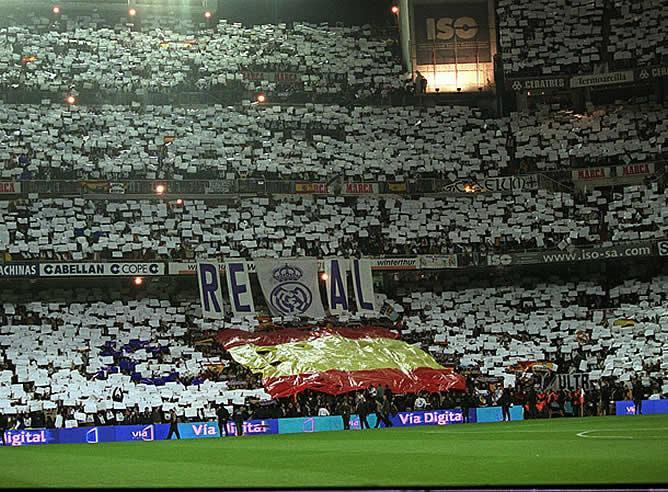 El Bernabéu estará a reventar este miércoles