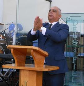 Ev. Arnaldo Mendonça da Silva