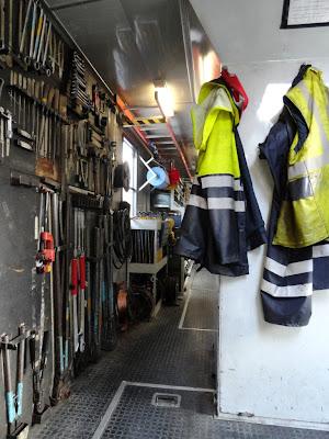 infrabel centre logistique infrastructure