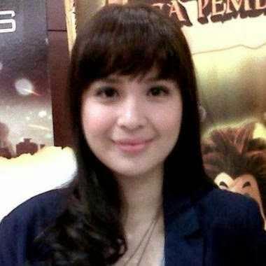 Foto selfie Putri Titian