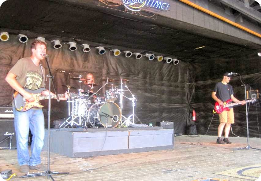 2014-08-03 at Pioneer Grill & Saloon