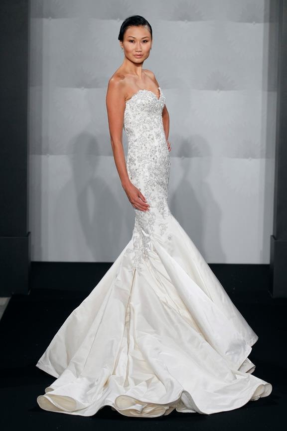 Mark Zunino Spring 2013 Bridal Collection