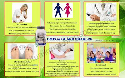 manfaat omega guard