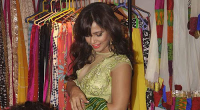 Neetu Chandra inaugurates Rani Poddar's 'Puncham Bazaar'