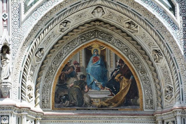 Duomo of Firenze mosaics