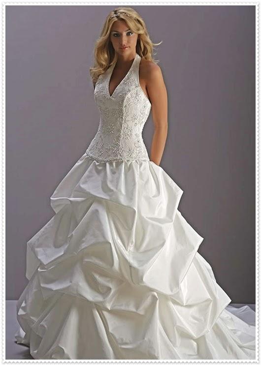 Die schönsten Brautkleider 2015