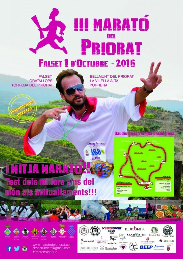 III Marató del Priorat.