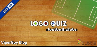Jawaban Logo Quiz Football By Bubble