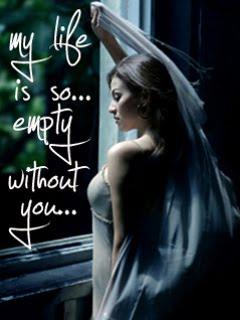 Empty Love Life Wallpaper