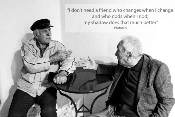 Friendship Quotes By Celebrities : World of mysteries famous quotes on friendship pics