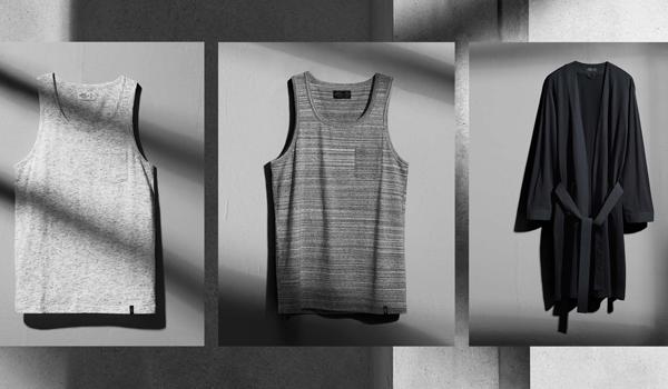 David Beckham Bodywear H&M camisetas sin mangas albornoz