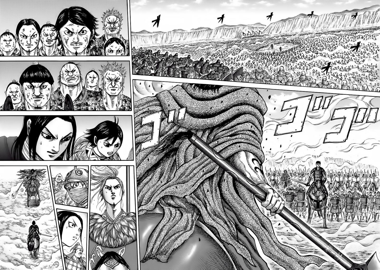 Kingdom – Vương Giả Thiên Hạ (Tổng Hợp) chap 348 page 10 - IZTruyenTranh.com