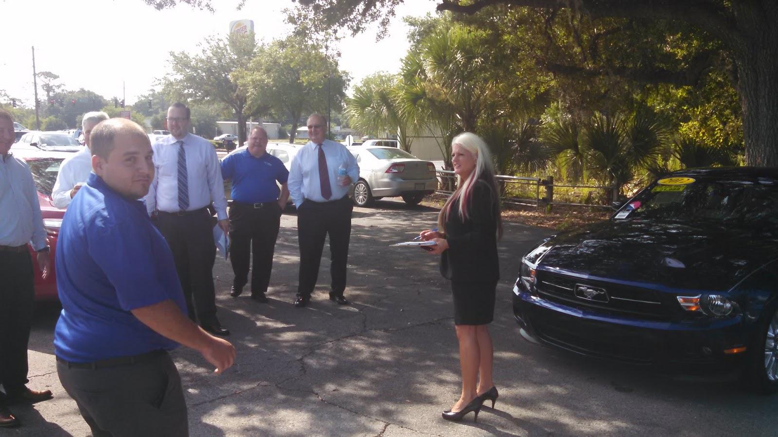 Ford Lincoln Of Ocalau0027s Community Involvement