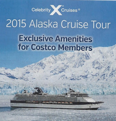 Take a vacation to Alaska with an Alaskan Cruise from Costco