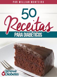 50 Receitas para Diabeticos