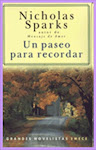 Un paseo para recordar de Nicholas Sparks
