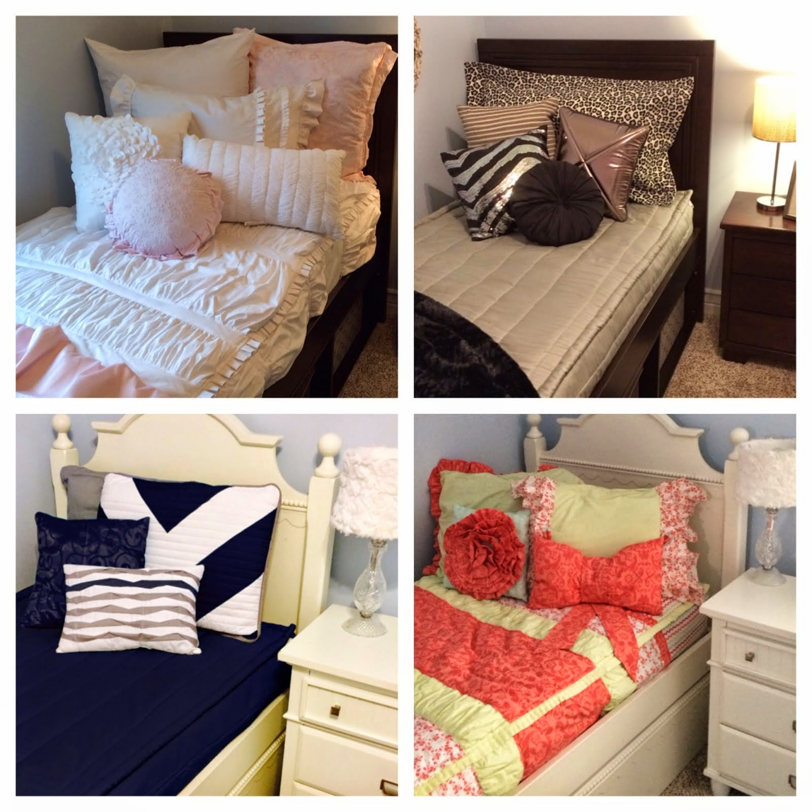Beddy's (bed.ease): jersey pillows and diy box spring covers