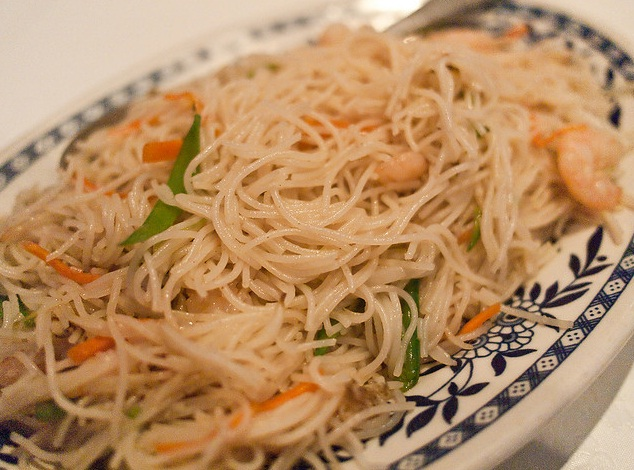 Long noodles equal long life, so don't break any noodles.