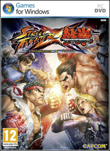 Download Jogo Street Fighter X Tekken PC FullRip BlackBox 2012