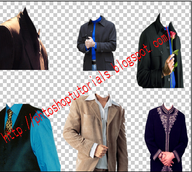Download Free High Quality Photoshop Men's PSD Clothing dress/suit ...