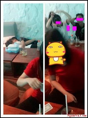 Ảnh chụp mem gửi trong quán cafe, giới trẻ bây giờ manh động quá :(