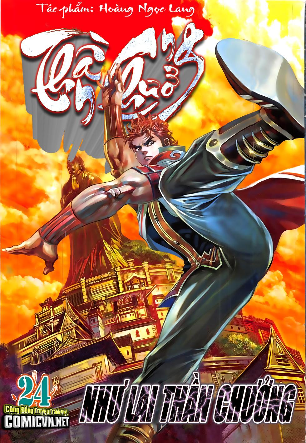 Thần Chưởng chap 24 – End Trang 1 - Mangak.info