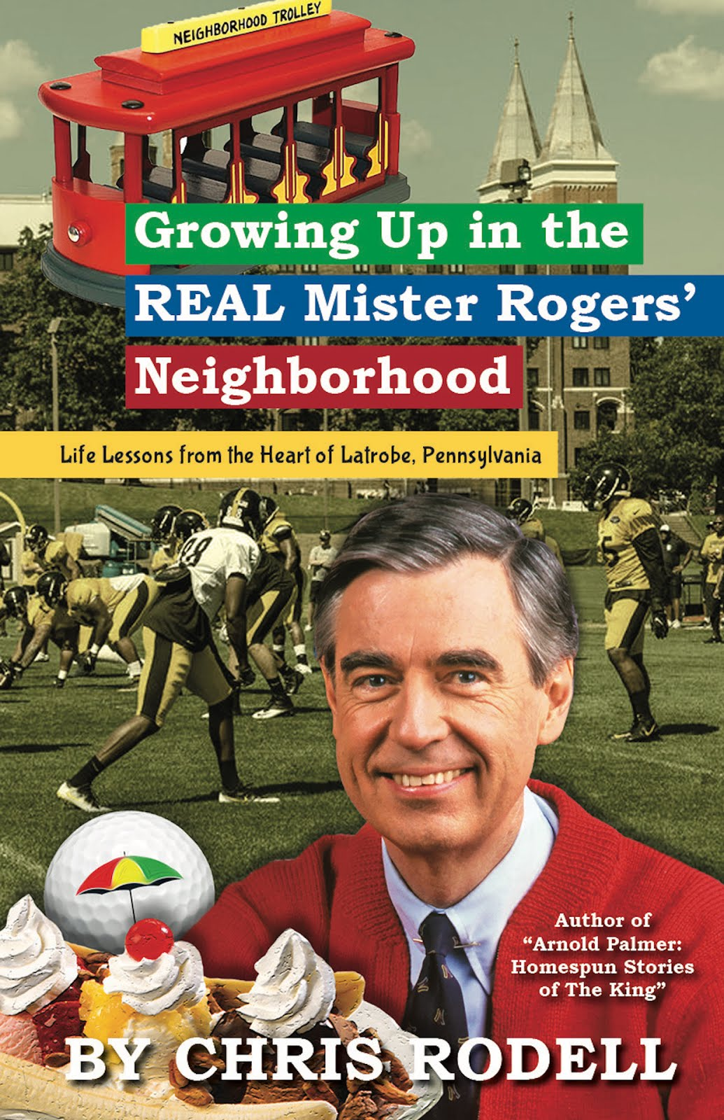 Mister Rogers book!
