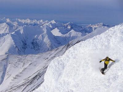 Crazy Snowboard Jumps
