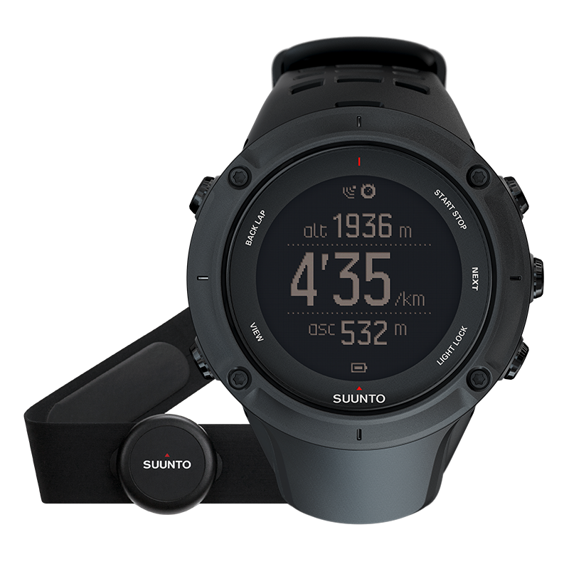 Suunto Ambit3 Peak Black (HR) Review