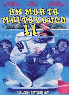 Filme Um Morto Muito Louco 2 Dublado AVI DVDRip
