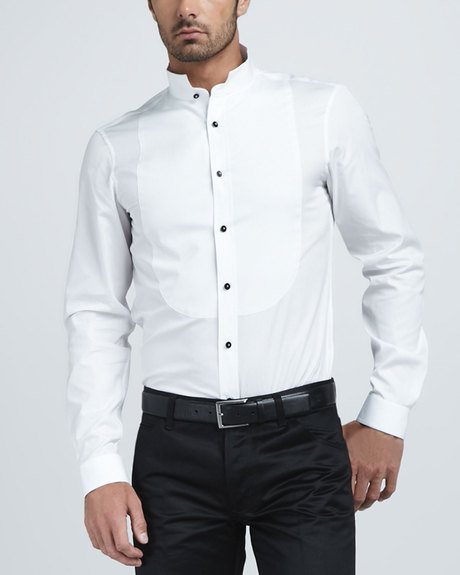rags 2 regs: Men : How to Pick Your Perfect White Shirt