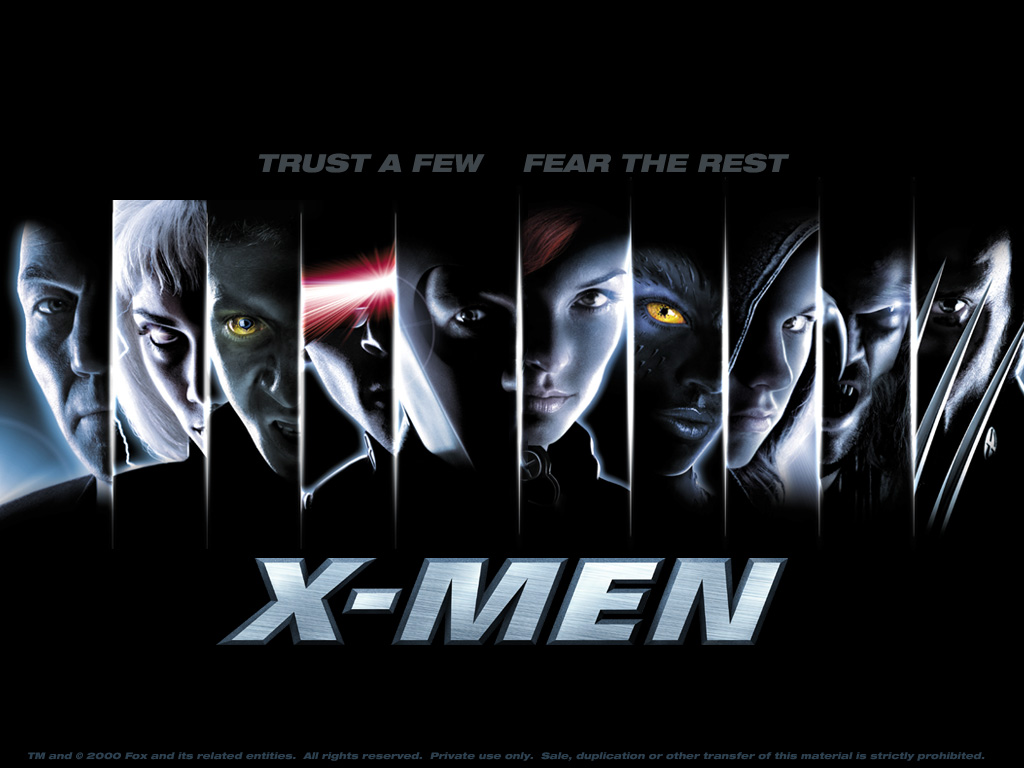 Men  Primera Generaci  243 n  1 X Men Logo Wallpaper