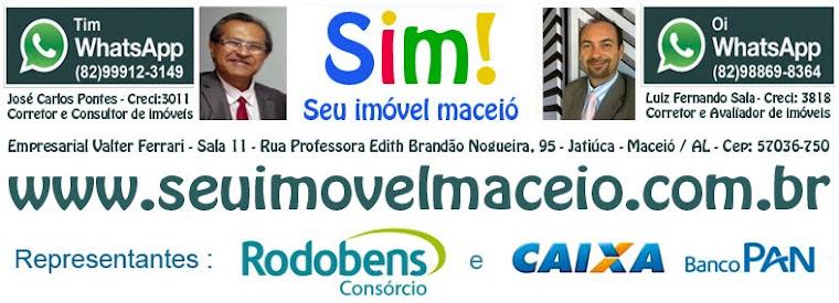 Contato Seu imóvel Maceió - José Carlos Pontes