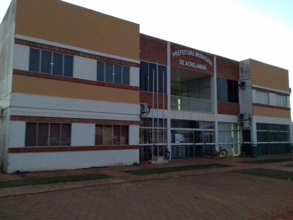 Devido à crise, Prefeitura de Acrelândia quer reduzir em 25% despesas com energia elétrica, água e