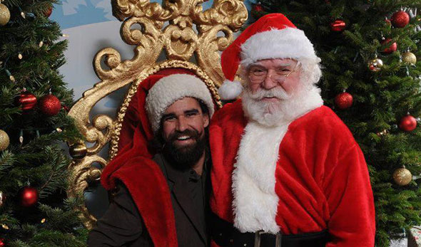 The Living Christmas Company : The Hot Dog Truck: Scotty Claus from Shark Tank Answers ...