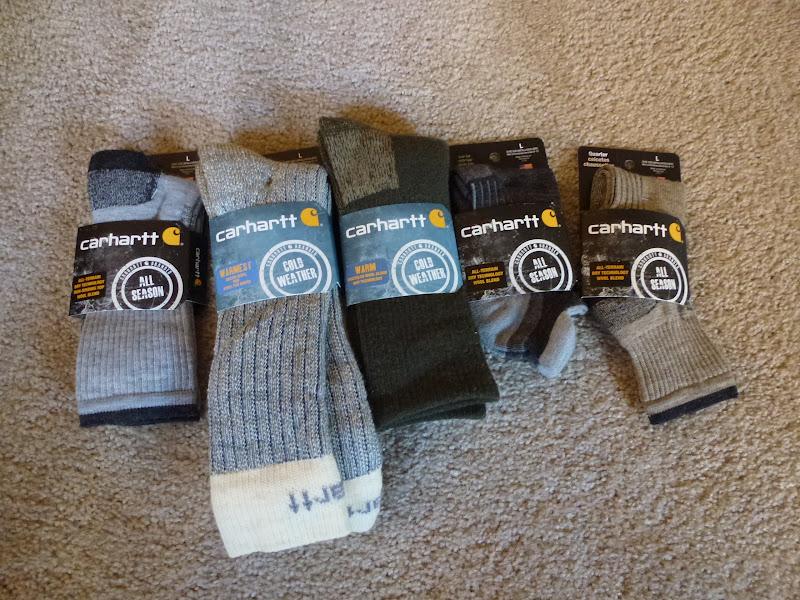Carhartt Sock Review (All Season) - Brian And Ashley's Hiking Blog!: Carhartt Sock Review (All Season)