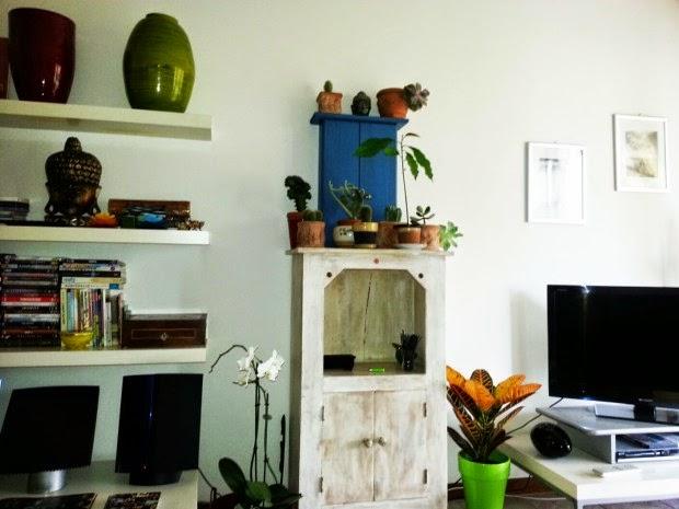 Alessio carrabino architetto una nuova parete nel soggiorno - Mobile per butsudan ...