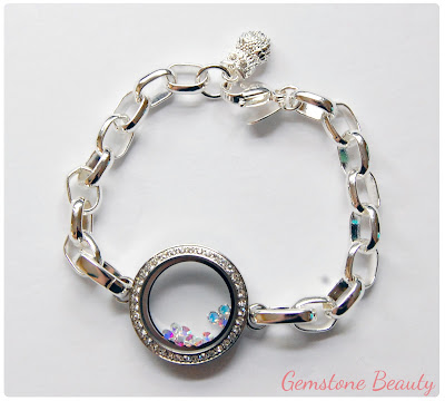 Origami Owl Living Locket Bracelet