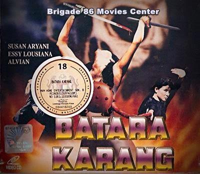 Brigade 86 Movies Center - Batara Karang (1989)