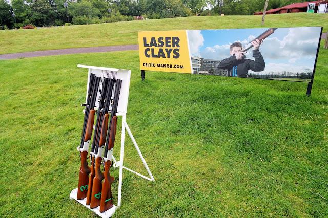 Laser Clays