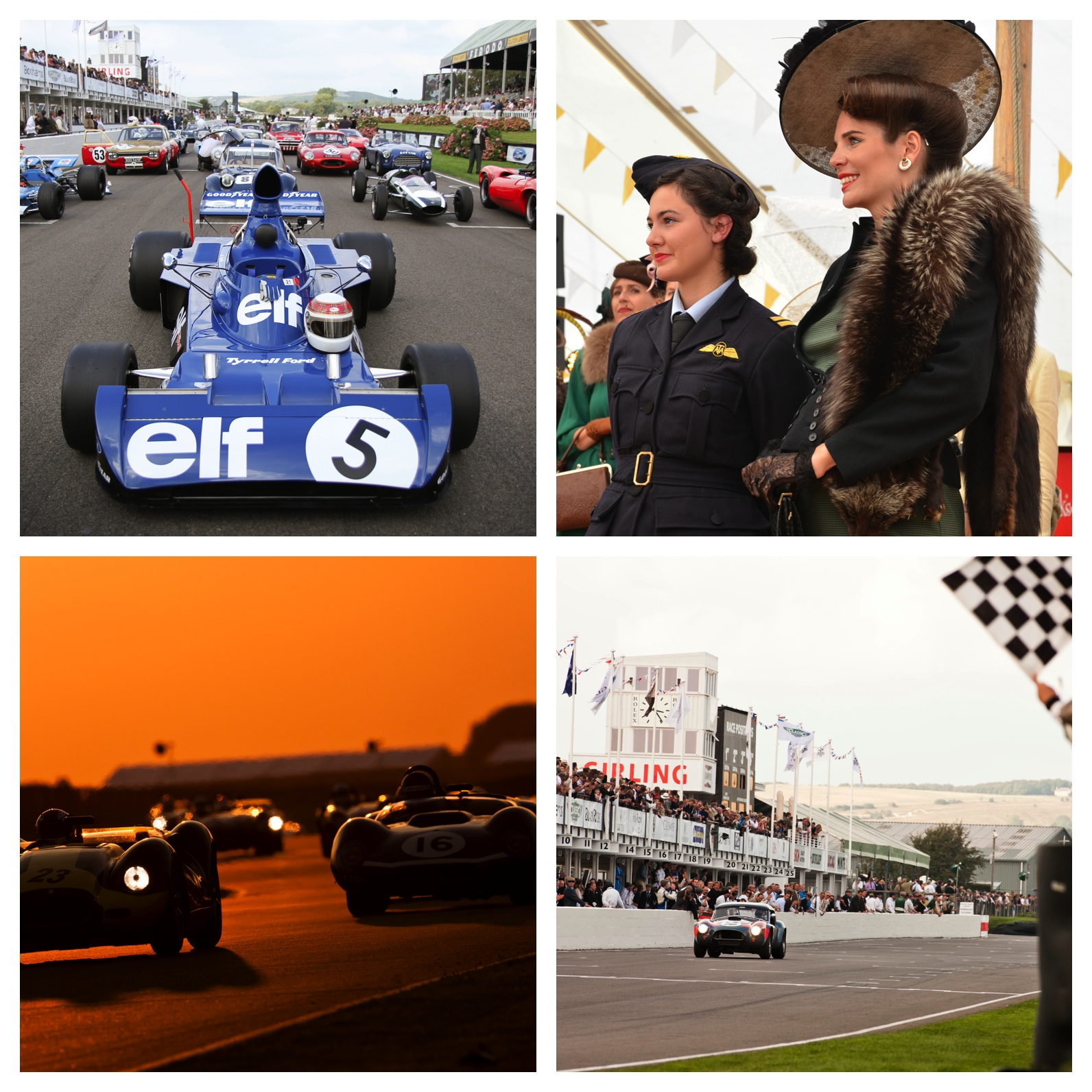 Great Moments of Goodwood Revival 2014