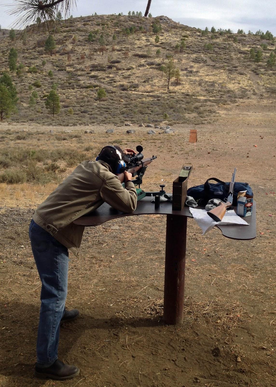 Tahoe Truckee Outdoor Target Shooting