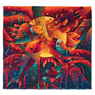 Maximo Laura Tapestries